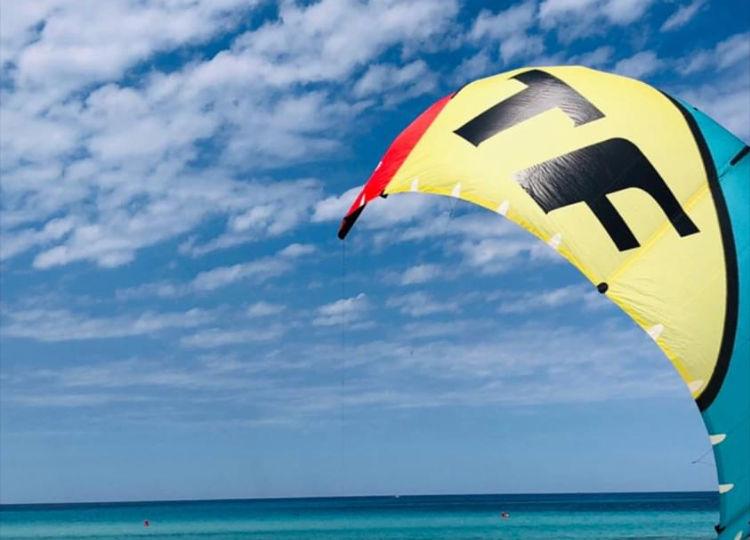 kite surf palermo salinelle mondello