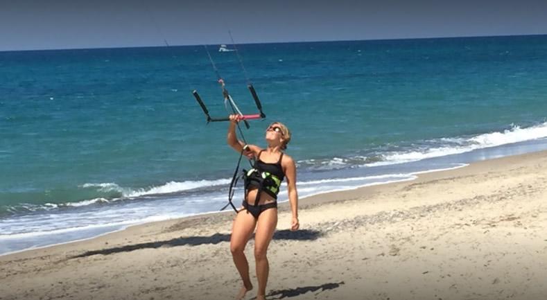 windsurf salinelle