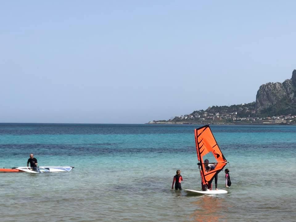 windsurf mondello e palermo